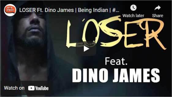 Dino James Loser Music Video