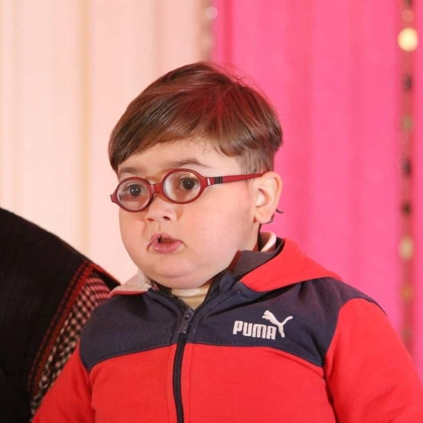 Ahmad Shah Cute Kid HD Photos