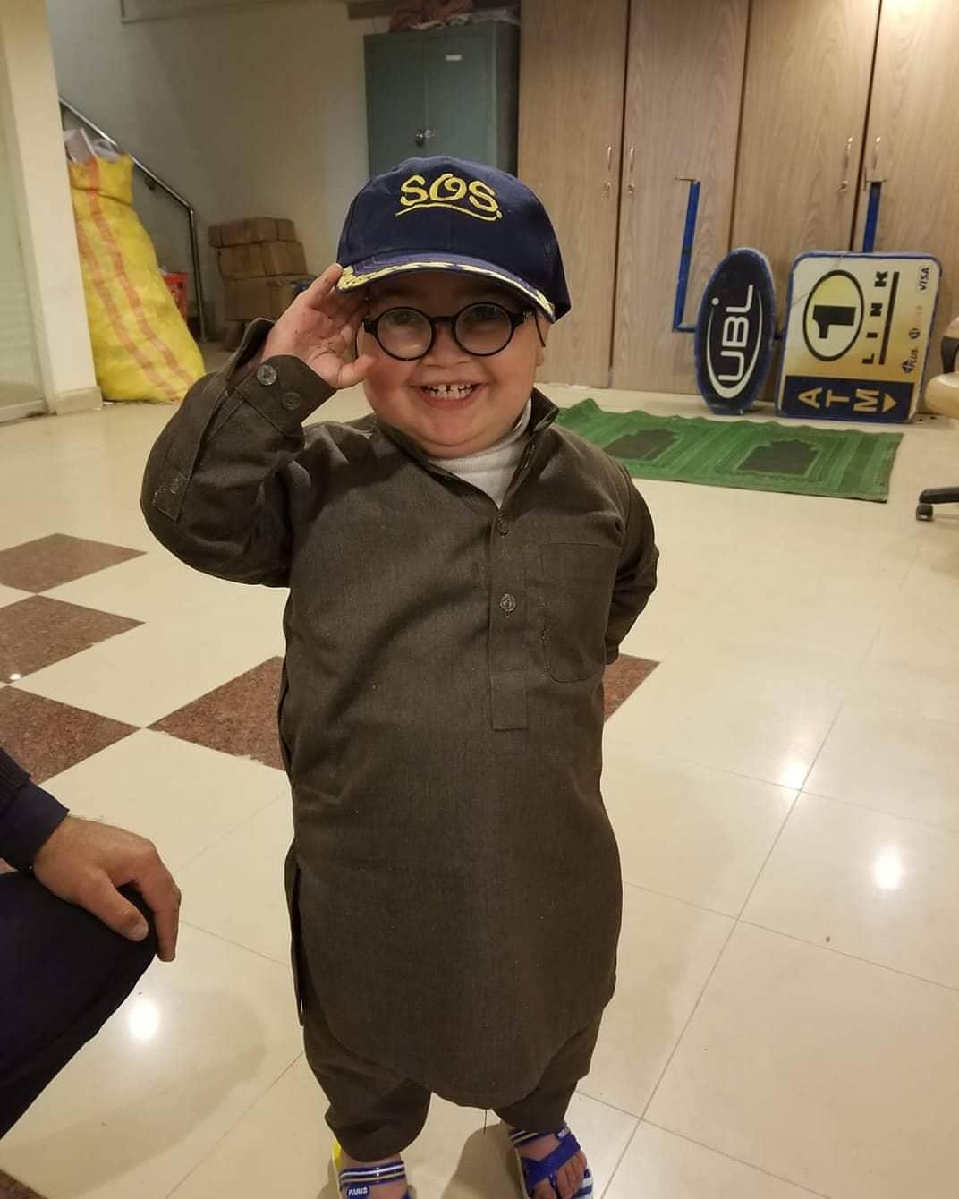 Ahmad Shah Cute Viral Kid HD Photos