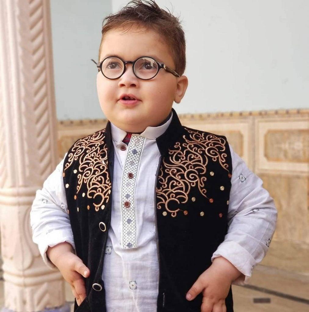 Ahmad Shah (Pathan Ka Bacha) Cute Viral Kid