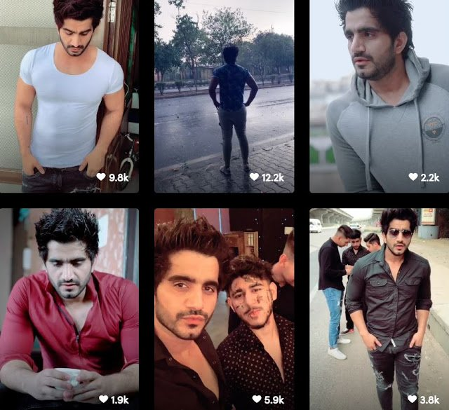 Mohit Mor (TikTok Star) Photos and Pictures