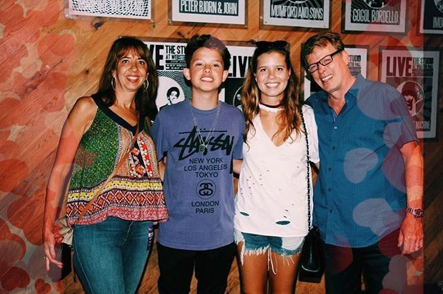 Jacob Sartorius Family Members