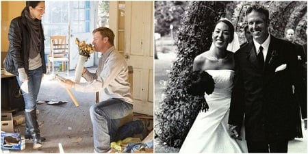 Joanna Gaines & Chip Gaines Marriage Photos