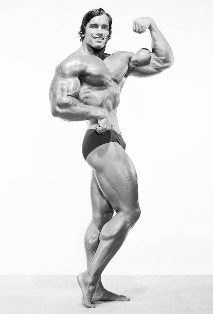Arnold Schwarzenegger Height, Weight & Physical StatsBody Measurements & More
