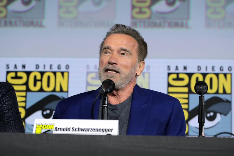 Arnold Schwarzenegger Wiki