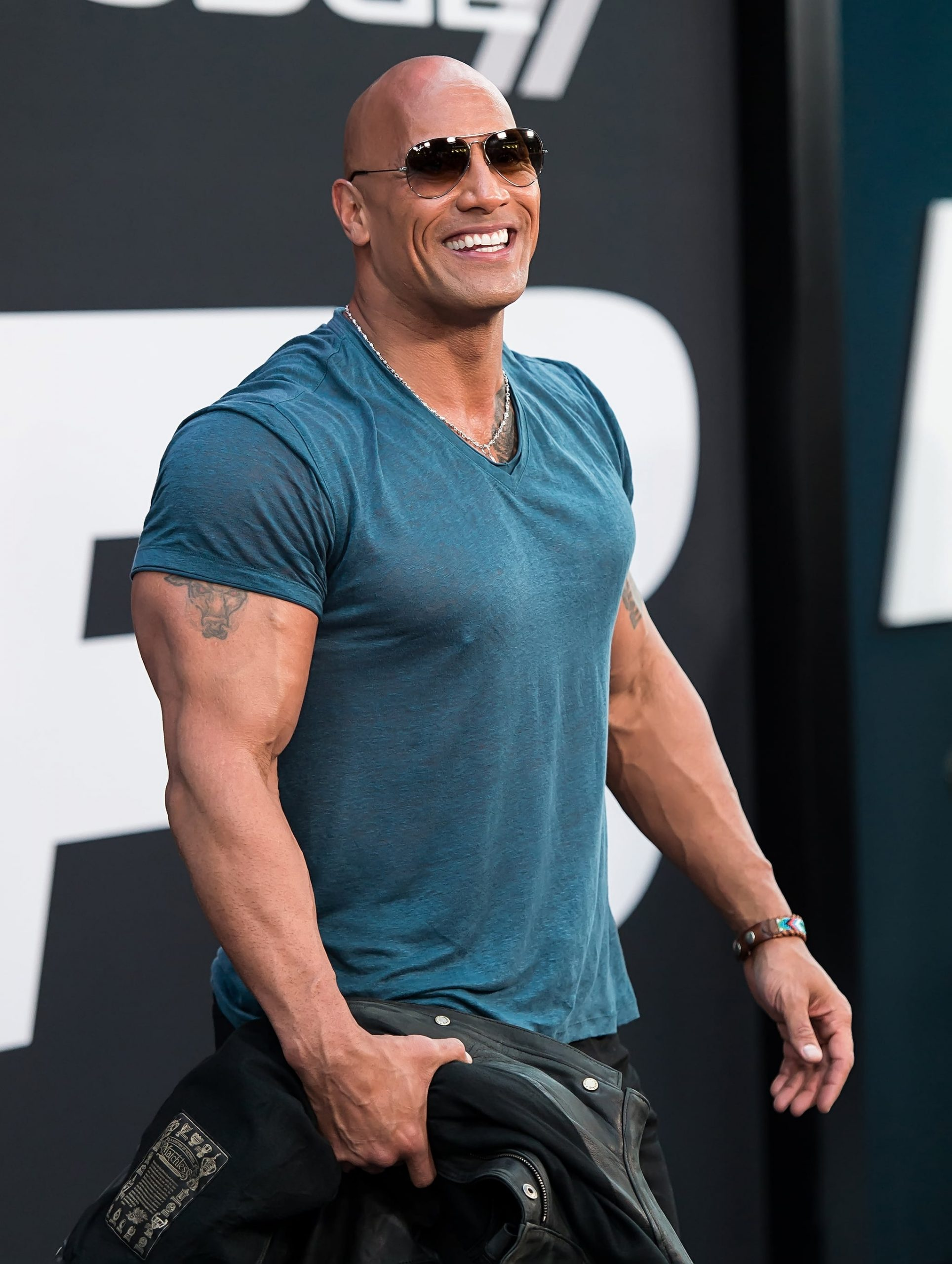 Dwayne Johnson The Rock Net Worth Wife Age Height Daughter
