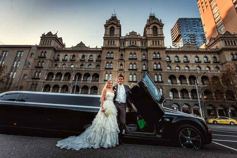 Celebrity Wedding Cars