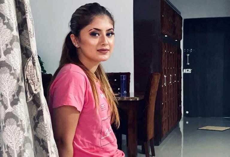 The Biography of Actress Arishfa Khan