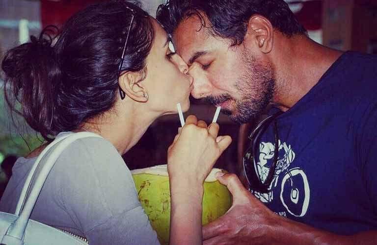 Priya and her husband